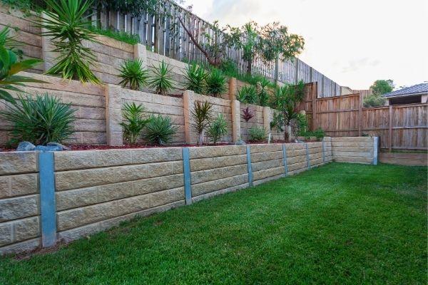 retaining walls Lehigh Valley