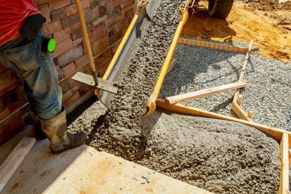concrete contractor Lehigh Valley