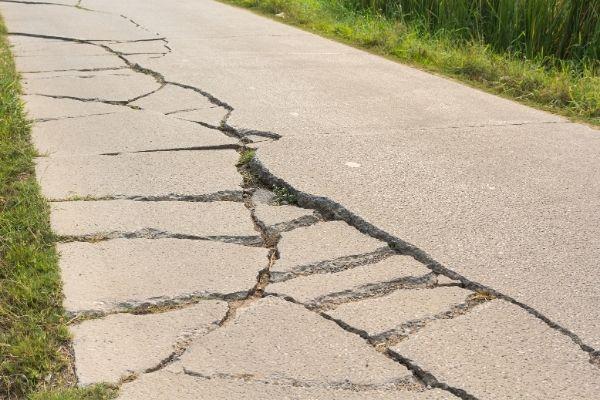 concrete repair Lehigh Valley