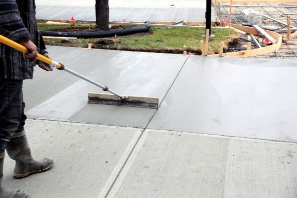 stamped concrete Lehigh Valley